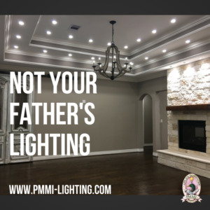 Not Your Father's Lighting, flush mount, low voltage