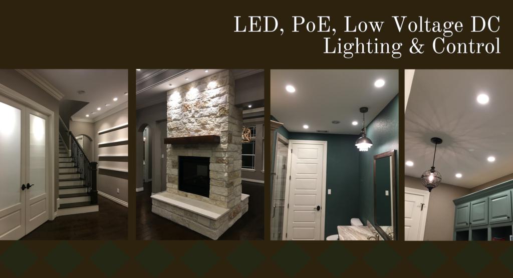Low Voltage DC LED Lighting System